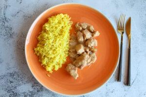 arroz aromático açafrão Bimby