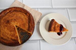 Cheesecake Chocolate Branco Bimby