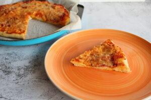 Massa de Pizza sêmola Bimby