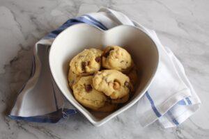 Cookies pepitas de chocolate Bimby