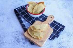 Empanadas batata doce Bimby